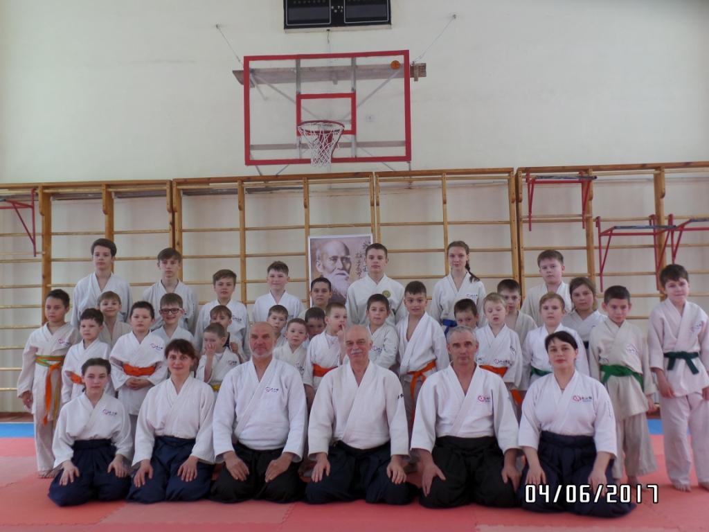 Региональный семинар по айкидо
