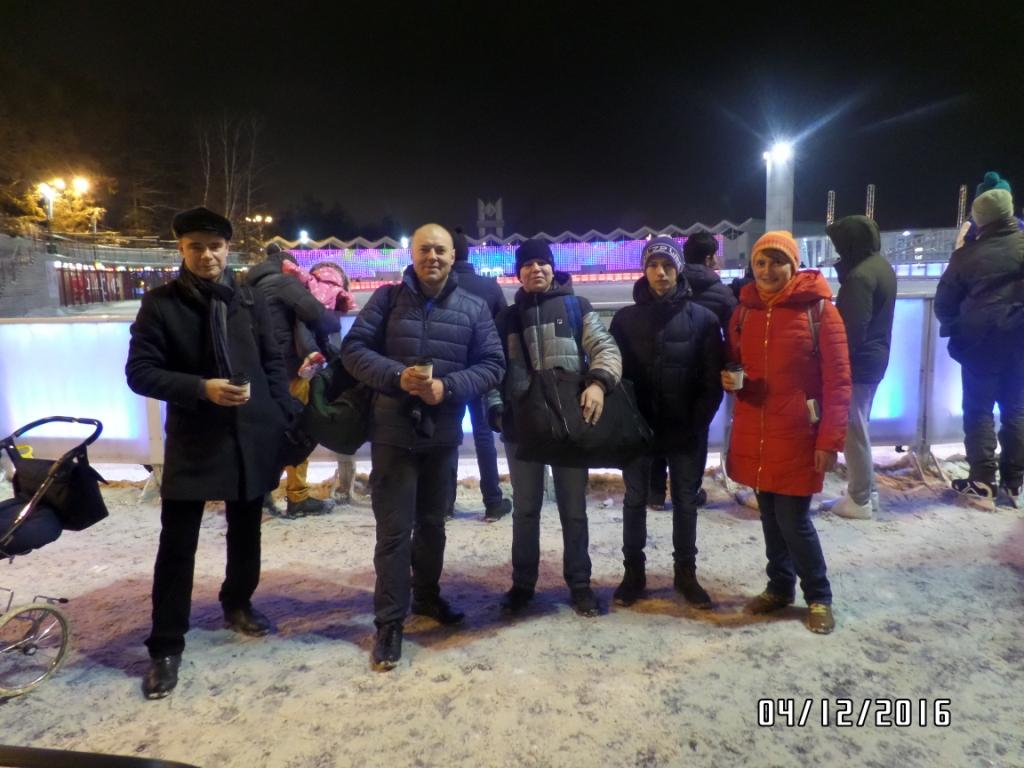 3-4 декабря г. Москва