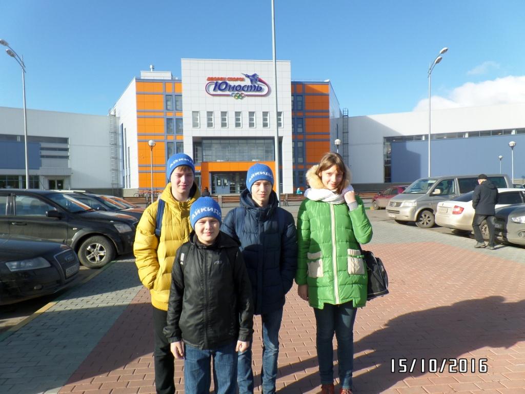 14-16 октября 2016 г. Нижний Новгород
