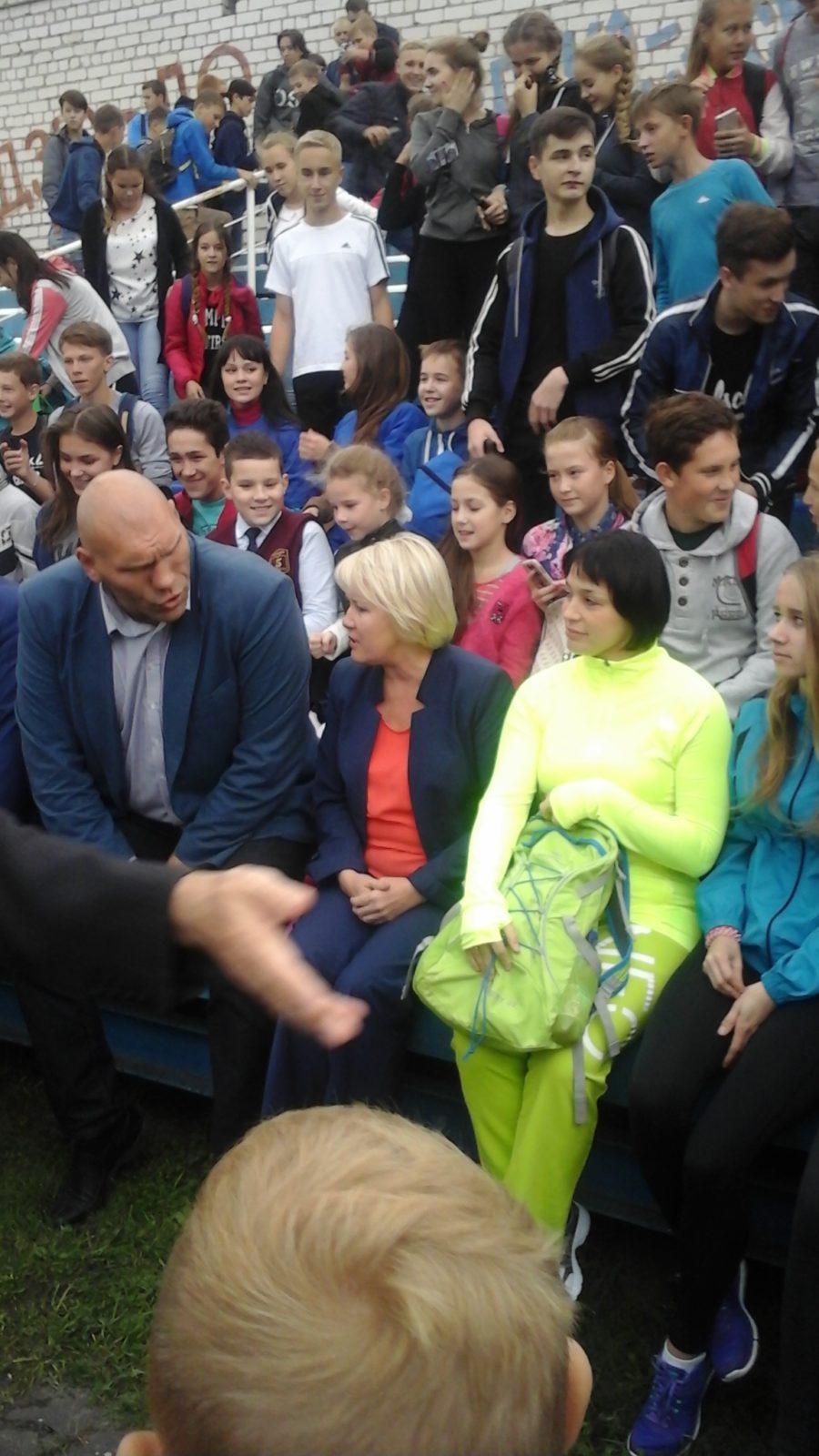 Встреча с Депутатами Государственной Думы в г.Волжске