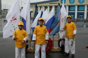 День спортивного подвига посвящённого 68-летию Великой Победы