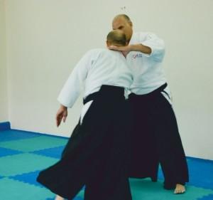 Айкидо - мирное боевое искусство