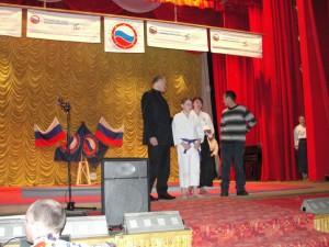14 января 2011. Показательные выступления в ДКРА