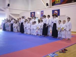 22-30 марта 2010. Анапа, Всероссийский детский семинар по Айкидо