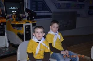 24 марта-2 апреля 2012г Всероссийский детский семинар по Айкидо