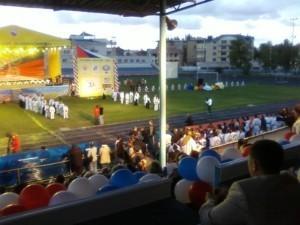 5-8 октября 2008. Анапа I Всероссийские юношеские игры