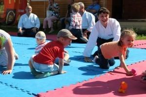 Физическая подготовка детей