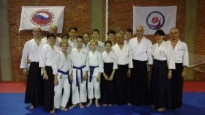 Всероссийский учебно-тренировочный сбор по Айкидо